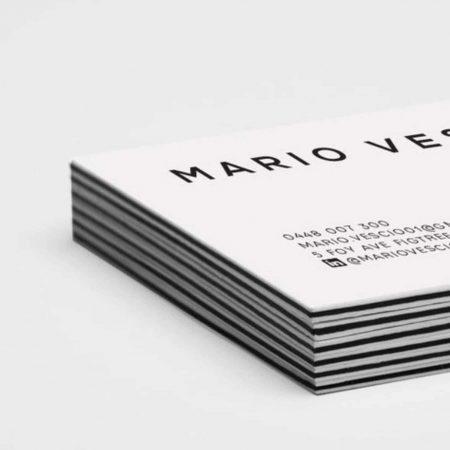 Sandwich Business Card